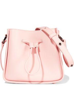 3.1 PHILLIP LIM Soleil mini leather bucket bag