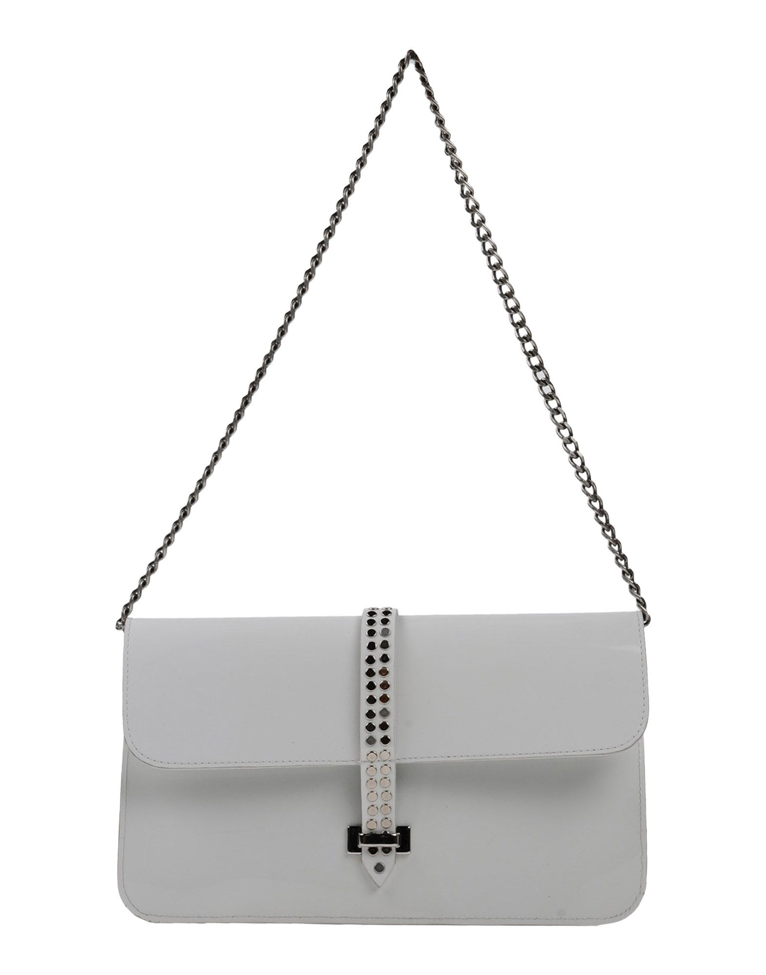 NANNI Shoulder Bag in White