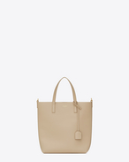 SAINT LAURENT Shopping Saint Laurent E/W D SHOPPING Toy bag in powder leather f