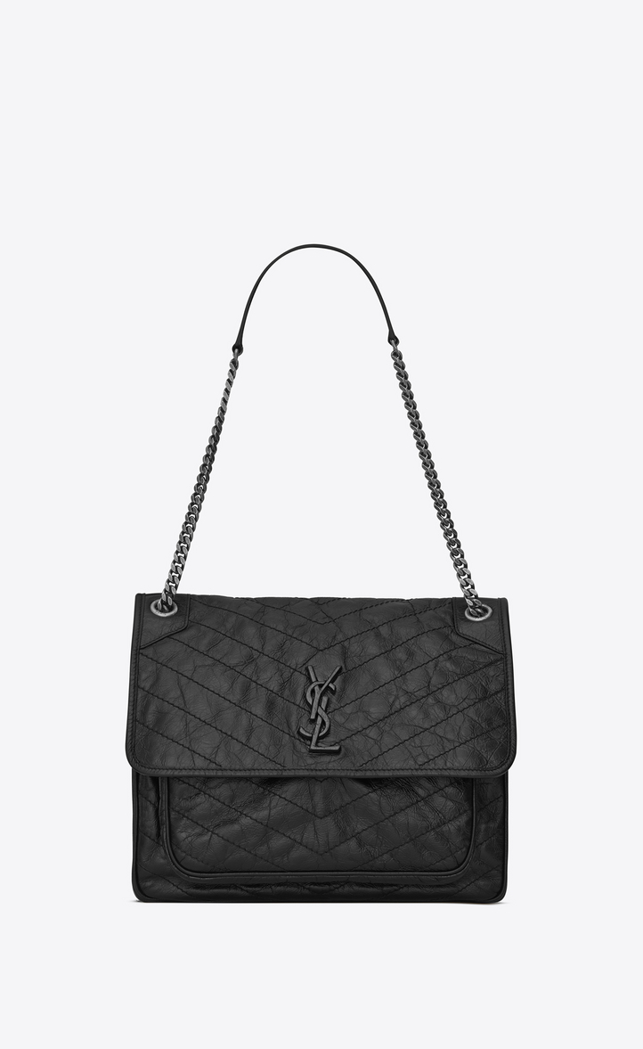 Saint Laurent Niki Large In Vintage Leather   YSL.com 5c9e7f9a79