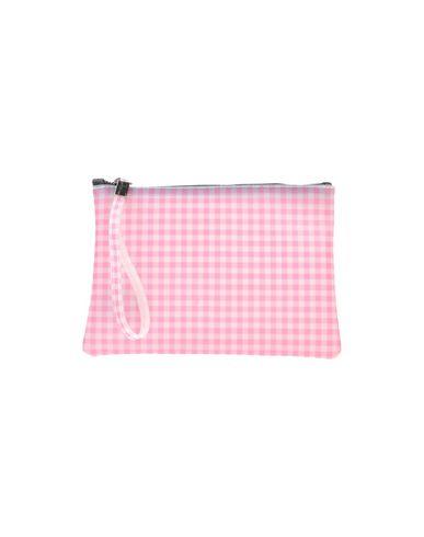 GUM BY GIANNI CHIARINI レディース ハンドバッグ ピンク 紡績繊維