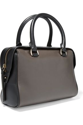 DKNY Calf hair and leather tote