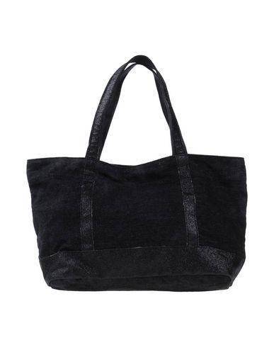 MIA BAG レディース ハンドバッグ スチールグレー 紡績繊維