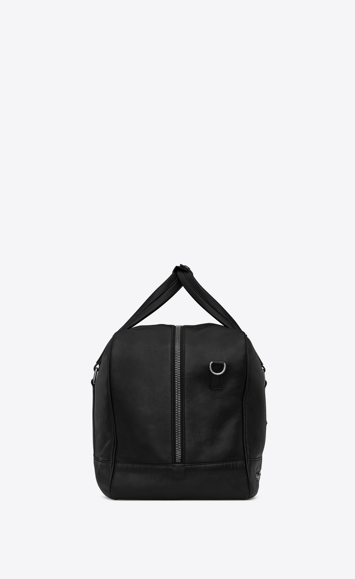bffa63a773 Saint Laurent Noe Saint Laurent Duffle Bag In Leather