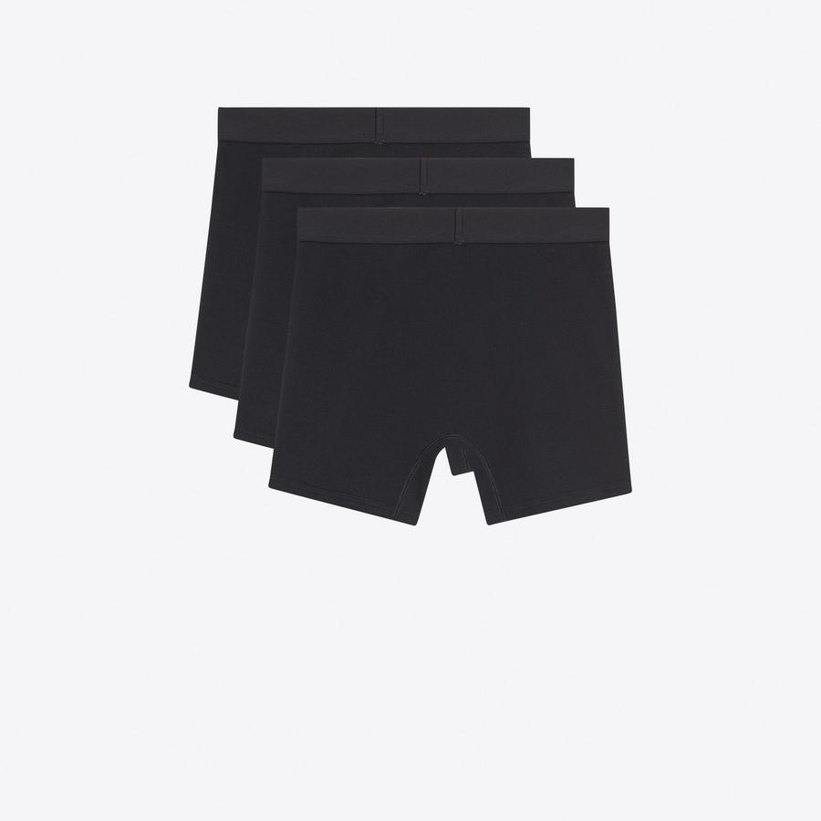 BALENCIAGA Three-Pack Balenciaga Boxers Underwear U d
