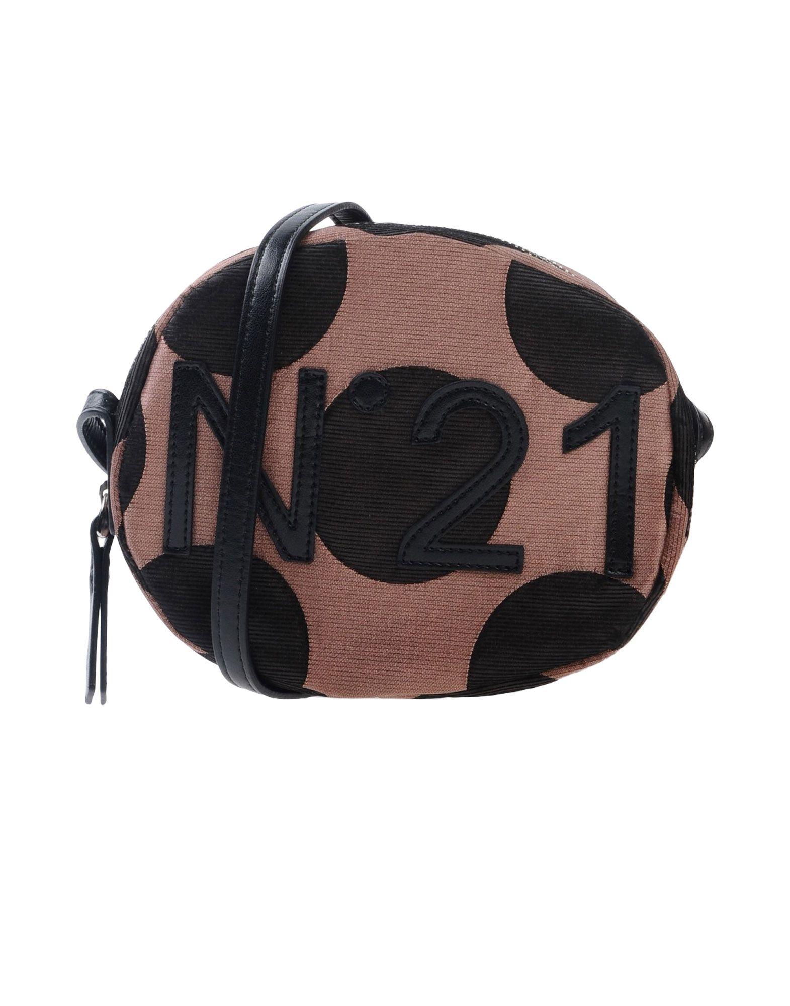 N°21 | Ndegree21 Cross-Body Bags 45378722 | Goxip