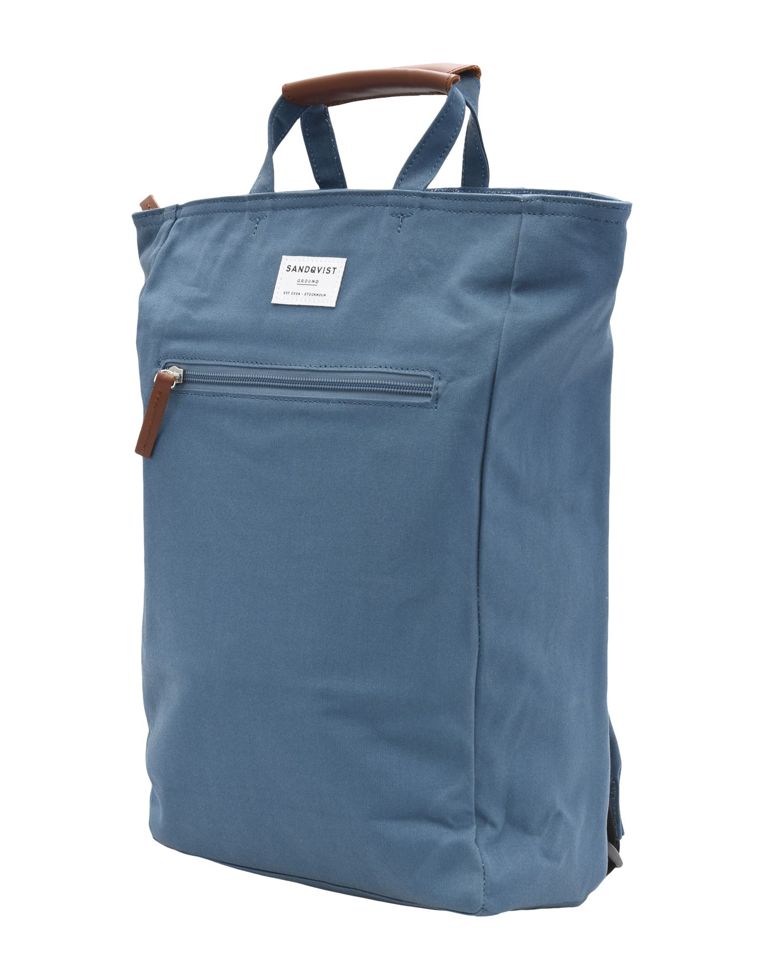 SANDQVIST Backpack & Fanny Pack in Blue