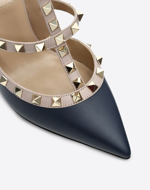 Rockstud caged Pump 100mm