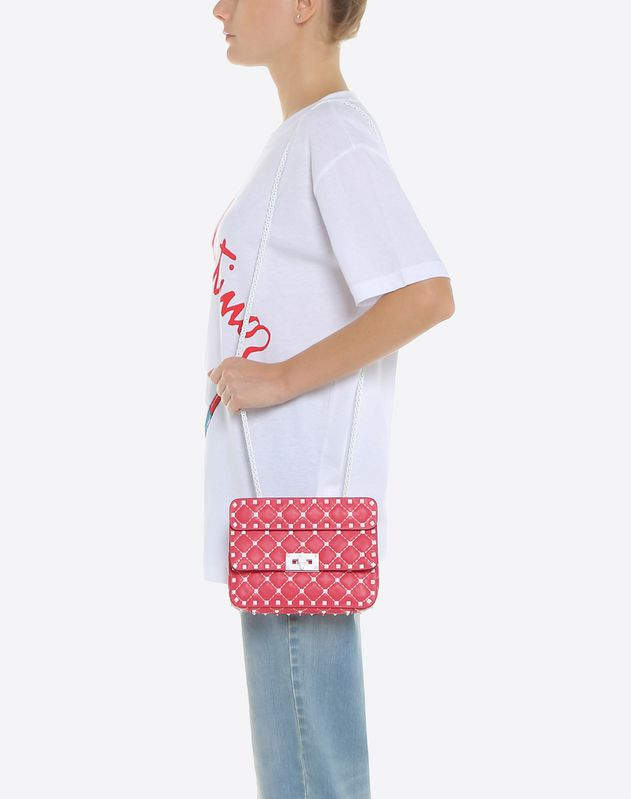 Free Rockstud Spike Small Chain Bag