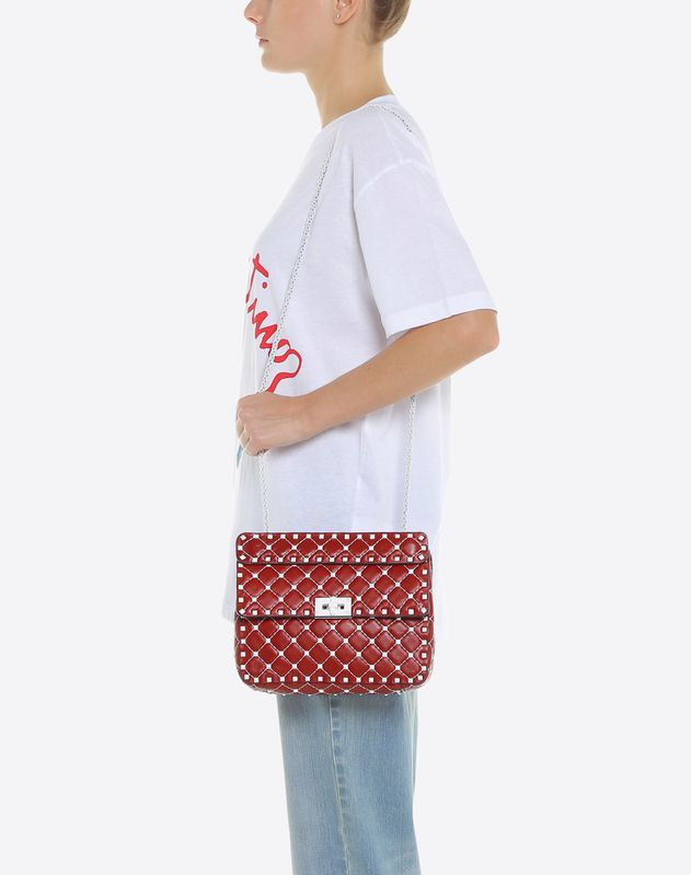 Free Rockstud Spike Medium Chain Bag