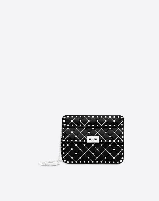 c012615cf7 Medium Free Rockstud Spike Bag for Woman | Valentino Online Boutique