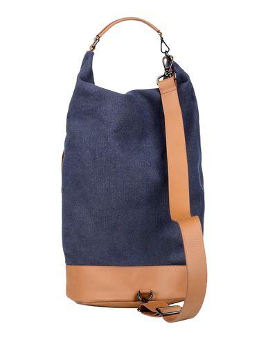 Фото 2 - Рюкзаки и сумки на пояс от ZANELLATO темно-синего цвета