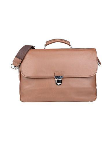 Купить Деловые сумки от ELEVENTY цвет какао