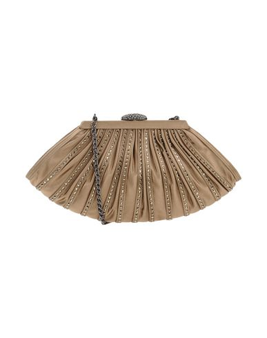 RODO レディース ハンドバッグ カーキ 紡績繊維