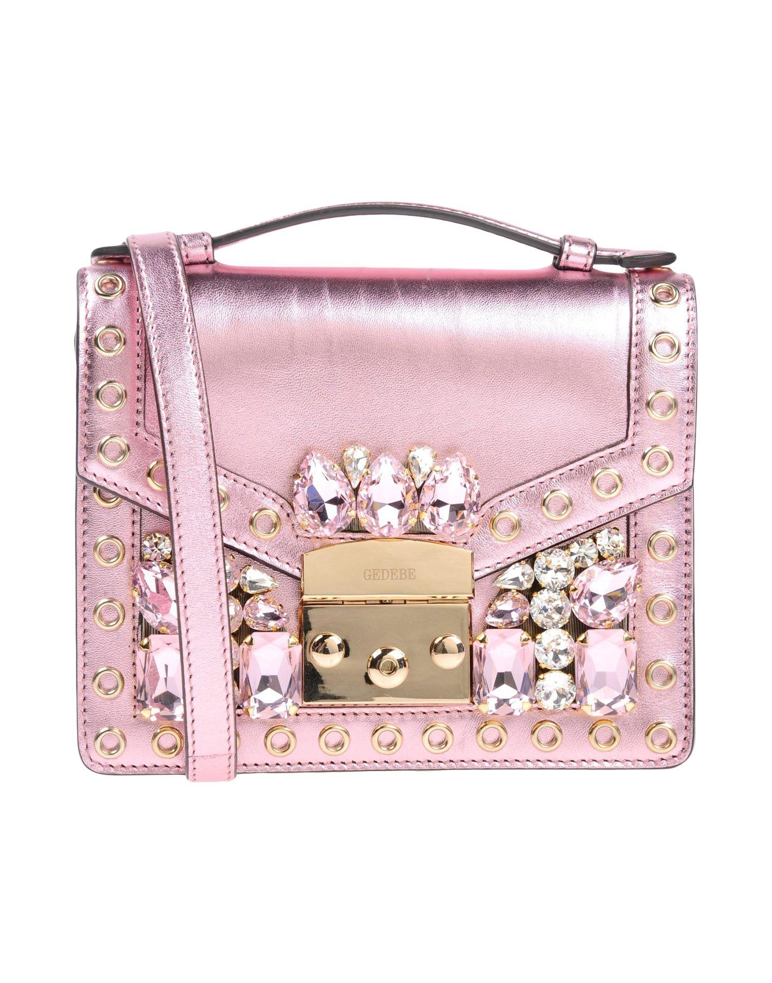 Gedebe Handbag In Pink  2ae0c1908098c