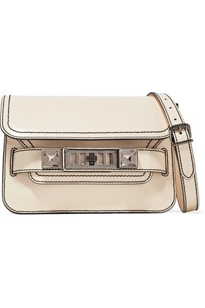 PS11 Mini Classic leather shoulder bag