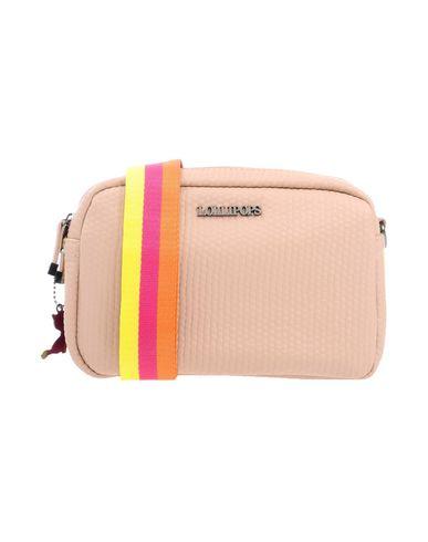 LOLLIPOPS レディース ハンドバッグ ローズピンク 紡績繊維
