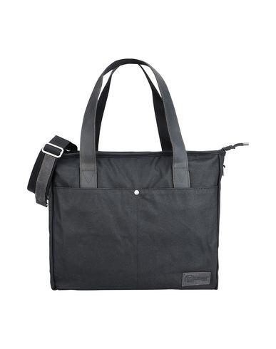 EASTPAK レディース ハンドバッグ ブラック 紡績繊維