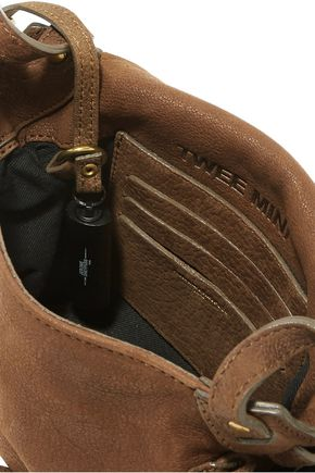 JÉRÔME DREYFUSS Twee mini textured-leather shoulder bag