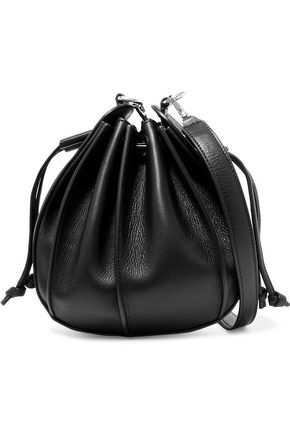 JIL SANDER Pinch small leather shoulder bag