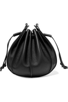 JIL SANDER Pinch small leather shoulder bag
