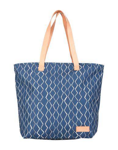 EASTPAK レディース ハンドバッグ ブルー 紡績繊維