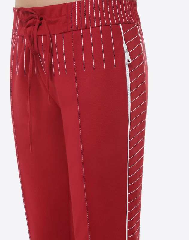 Techno Jersey Trousers