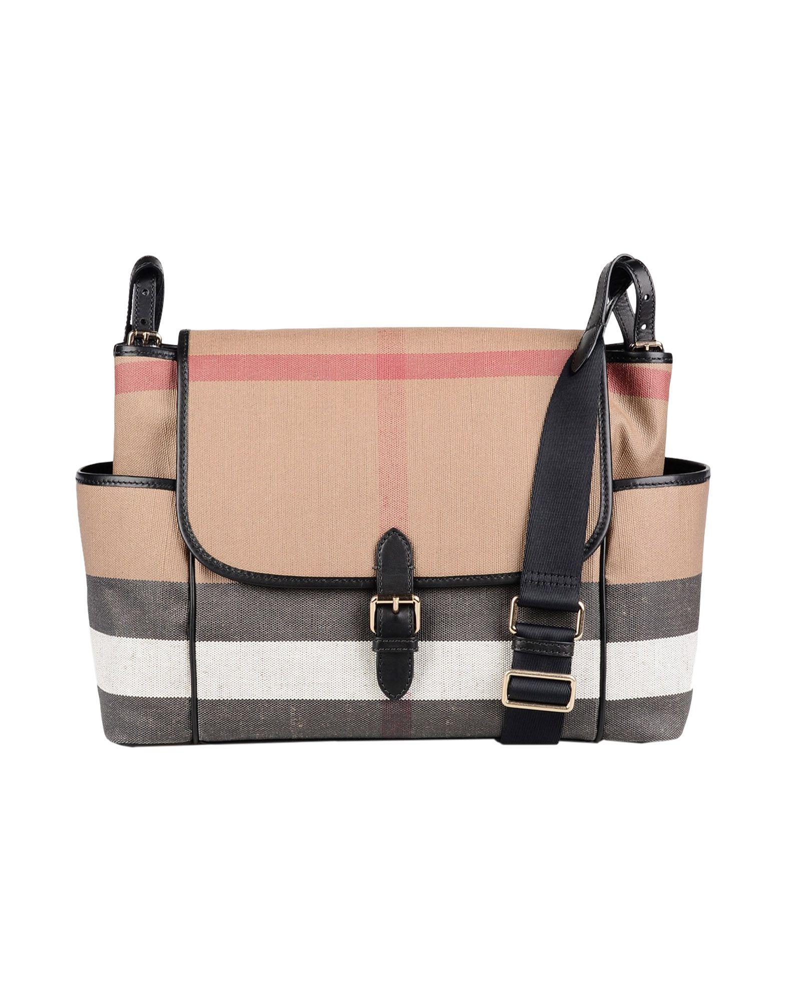 BURBERRY Сумка через плечо burberry сумка для мам