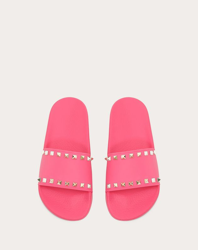 PVC Rockstud Pool Slide
