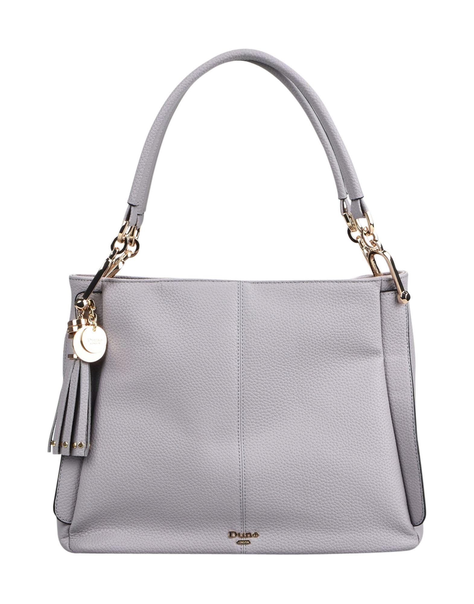 DUNE London Damen Handtaschen Farbe Taubengrau Größe 1