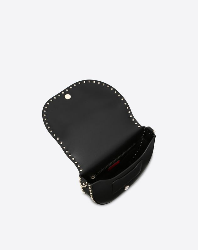 Medium Rockstud crossbody bag