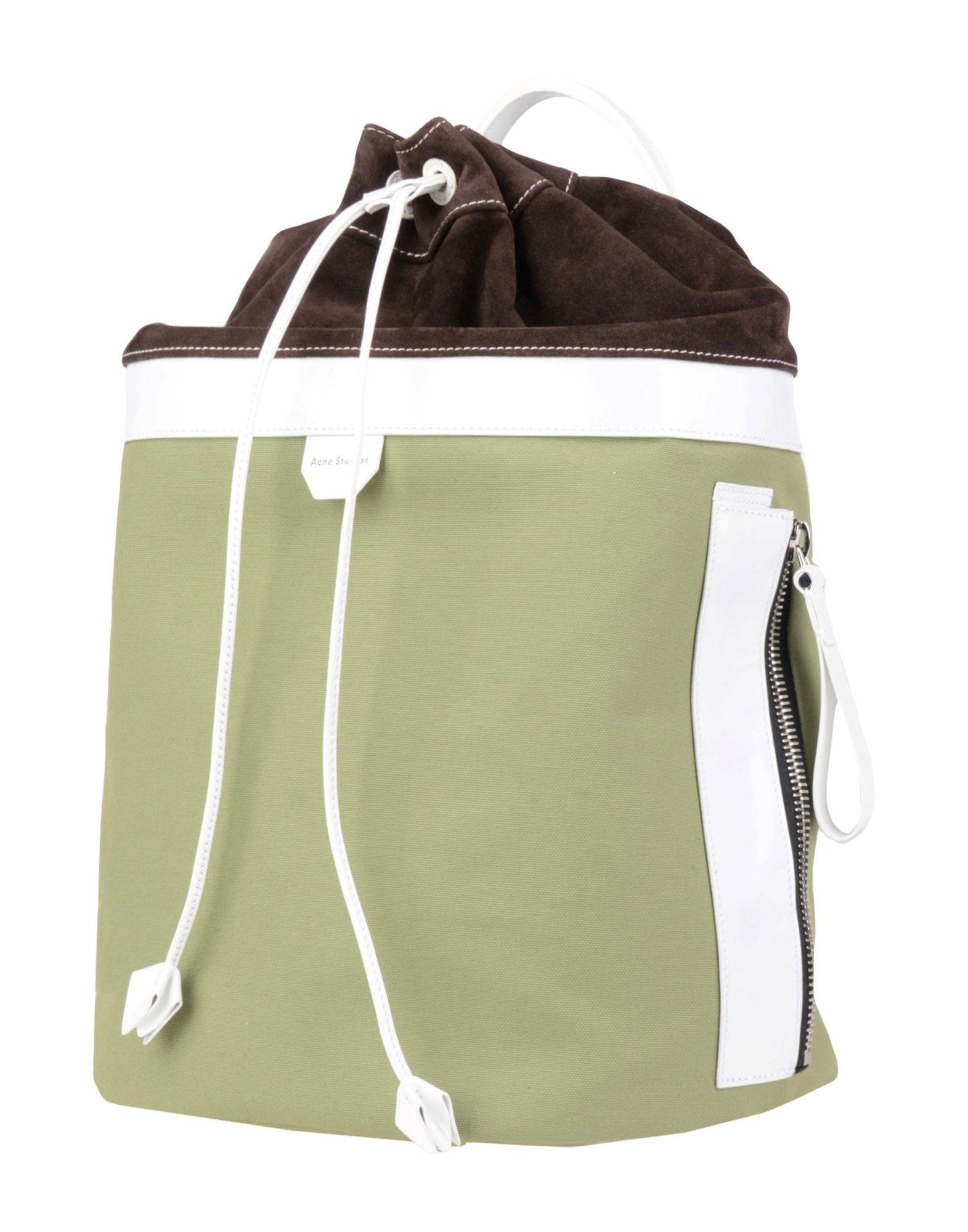 ACNE STUDIOS Рюкзаки и сумки на пояс