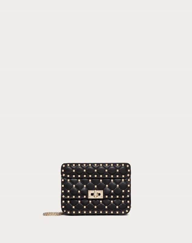 ROCKSTUD SPIKE SMALL CHAIN BAG
