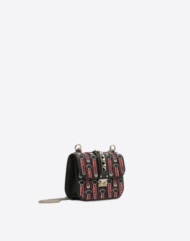 Small Chain Cross Body Bag