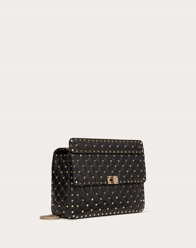 Rockstud Spike Chain Bag