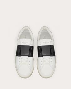 OPEN 小牛皮运动鞋
