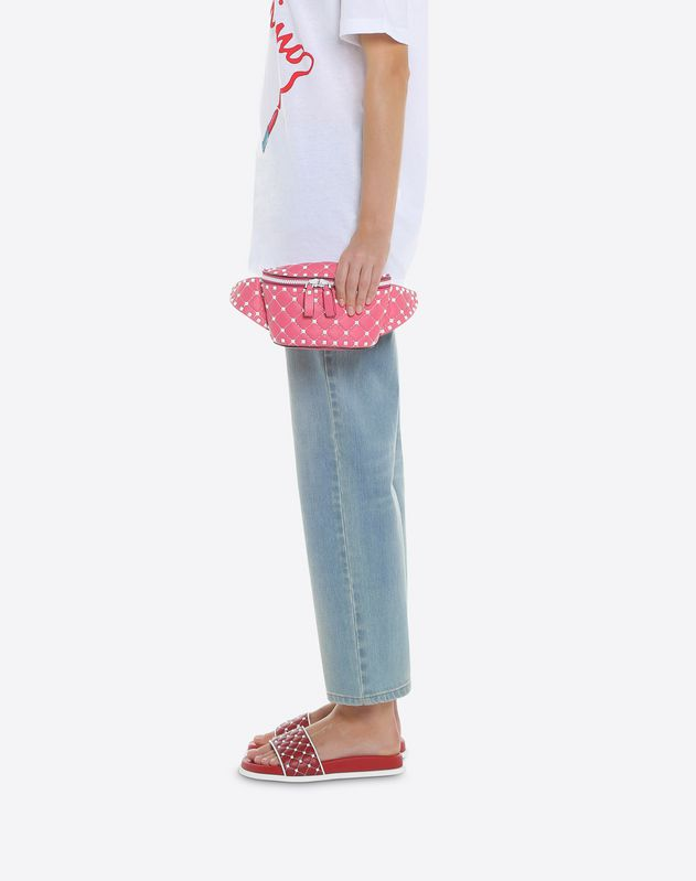 Free Rockstud Spike Belt Bag