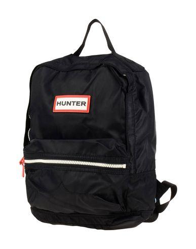 HUNTER ガールズ 3-8 歳 バックパック&ヒップバッグ ブラック ナイロン 100%