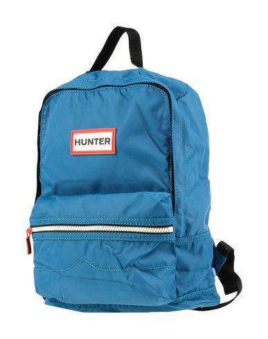 HUNTER ガールズ 3-8 歳 バックパック&ヒップバッグ ダークブルー ナイロン 100%