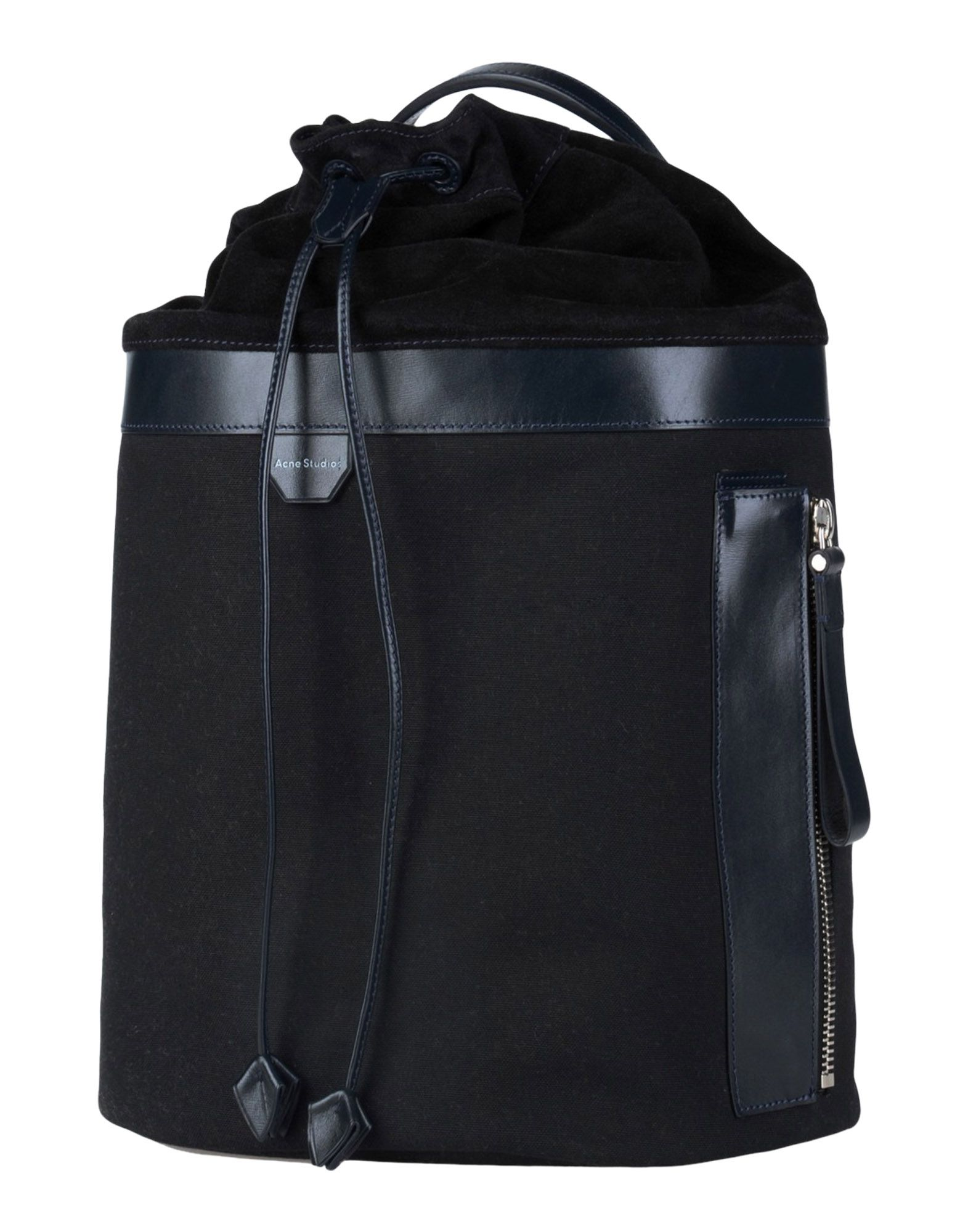 цена ACNE STUDIOS Рюкзаки и сумки на пояс онлайн в 2017 году