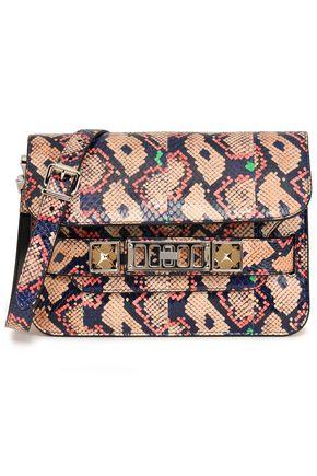 PROENZA SCHOULER PS11 snake shoulder bag