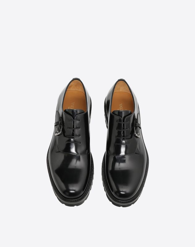 Monk Strap Derby Shoe