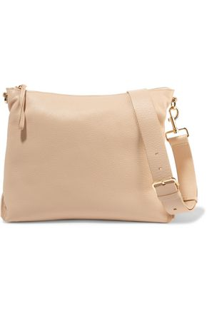 HALSTON HERITAGE Textured-leather shoulder bag