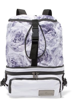 ADIDAS by STELLA McCARTNEY Printed shell backpack