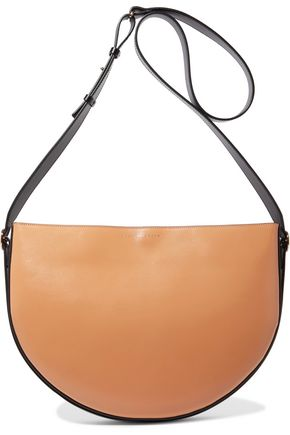 VICTORIA BECKHAM Half Moon leather shoulder bag