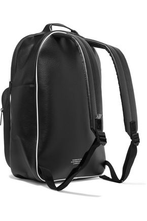 a1f20d94e3 ... ADIDAS ORIGINALS Faux leather backpack