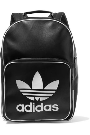 Faux Leather Backpack by Adidas Originals