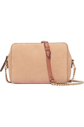 MAISON MARGIELA Suede shoulder bag