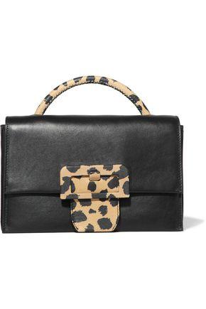 MAISON MARGIELA Printed leather shoulder bag