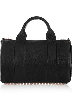 ALEXANDER WANG The Rocco textured-leather tote